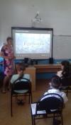 22 июня в #Чёрновскойшколе прошёл Урок Мужества «Так началась война».