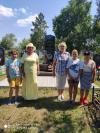 22 июня дети #Чёрновскойшколы совместно с группой «Поиск» г.о. Отрадный пришли с цветами к Мемориальному комплексу лётчиков-штурмовиков 5 запасного авиаполка.