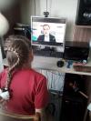 В рамках реализации программы воспитания и социализации обучающиеся Чёрновской школы проходят #урокцифры.рф по кибербезопасности.