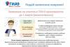 Подача заявлений на Итоговое собеседование и ГИА в 2020-2021 учебном году